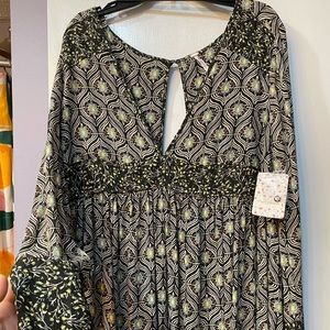 Free people tunic-BRAND NEW with tag